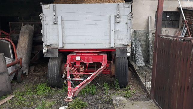 Przyczepa ciężarowa 16 ton KAESSBOHRER