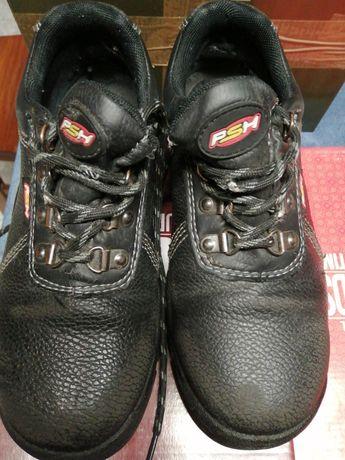 Sapato 37 biqueira de aço PSH