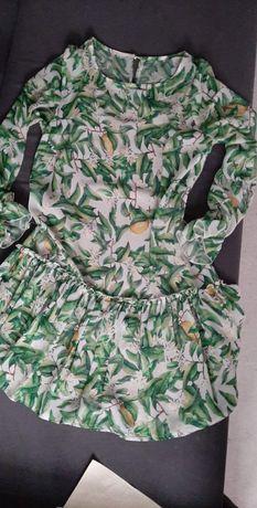 Sukienka Tropikalna wiosna roz.S/m