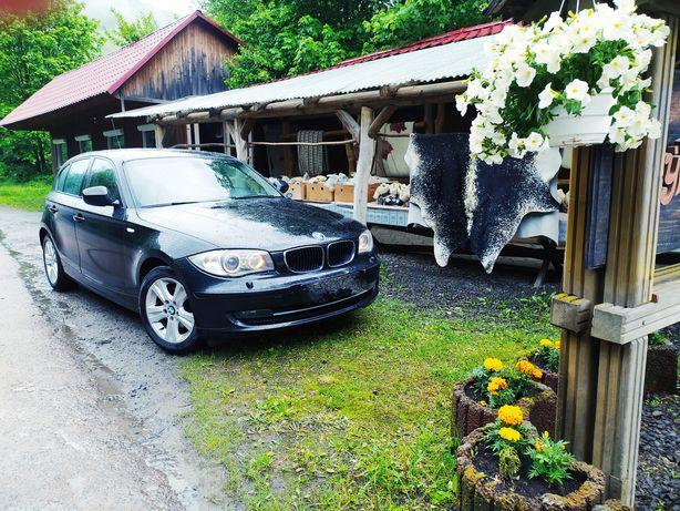 обмін BMW 120d (E87) 5дв. хэтчбек, 177 л.с, 6МКПП, 2011 г.в.