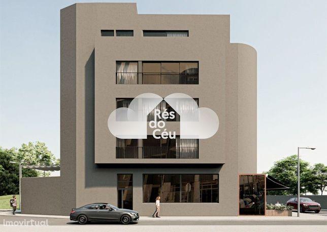 Apartamento T2 no centro da Cidade