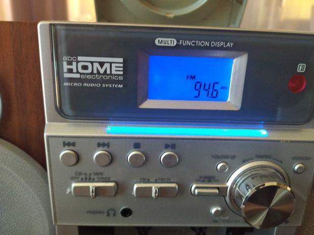 Miniwieża radio