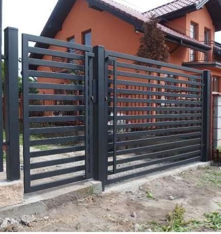 Ogrodzenia, bramy, balustrady na wymiar niskie cenny
