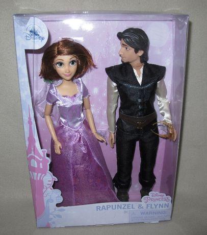 Куклы Рапунцель и Флинн Дисней Rapuzel Tangled 10th Anniversary
