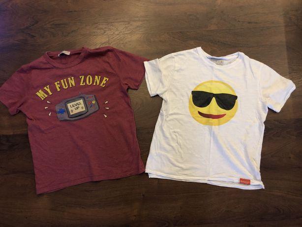 Koszulki bluzki Zara 134 Emoji