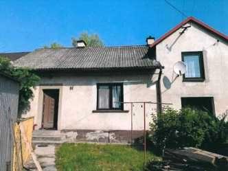 Syndyk sprzeda dom w miejscowości Żarki