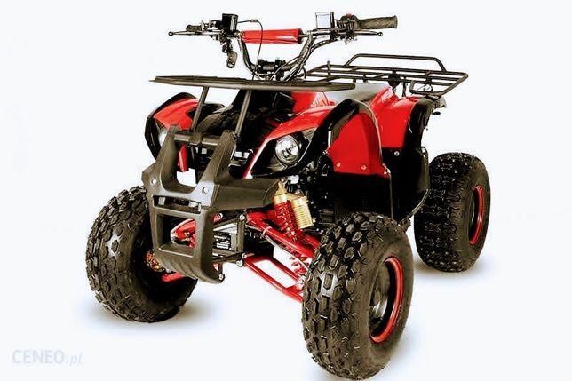 Atv Quad 125cc ,wsteczny, światła, automat, reg. prędkosci - WYSYŁKA