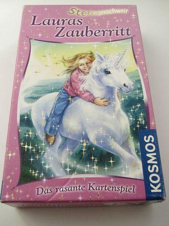 Бу немецкая игра KOSMOS Sternenschweif: Lauras Zauberritt от 8-12 лет