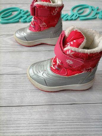 Термо ботинки полуботинки сапожки Lupilu