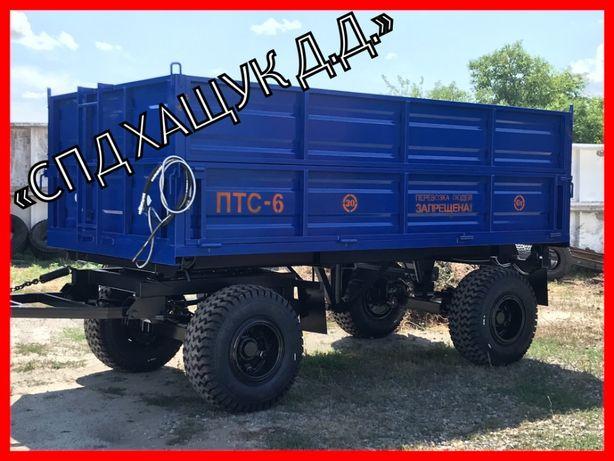 Тракторный прицеп 2ПТС-6 НОВЫЙ