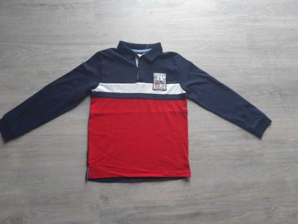 Bluzy chlopiece rozmiar 128