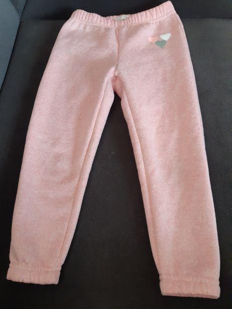 Spodnie dresowe ocieplone