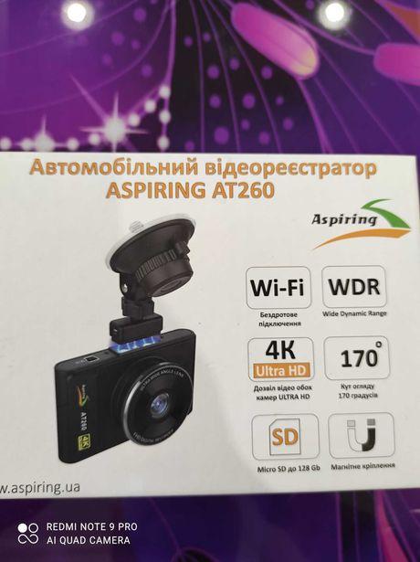 Видеорегистратор Aspiring AT260