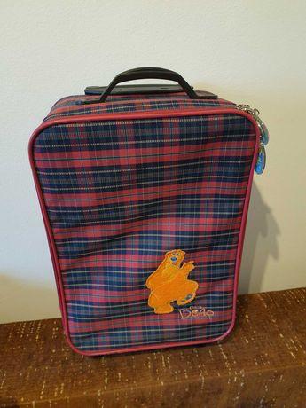 Mała walizka dziecięca walizeczka Bear