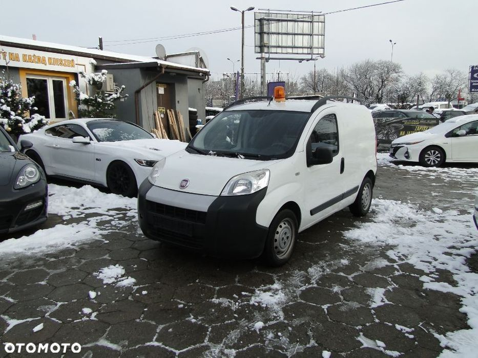 Fiat Fiorino radio*hak* Łódź - image 1