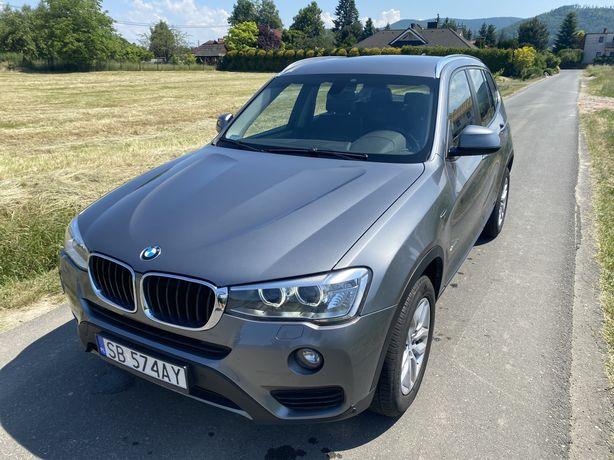 BMW X3 lift 2.0 diesel 190 KM serwisowany w ASO