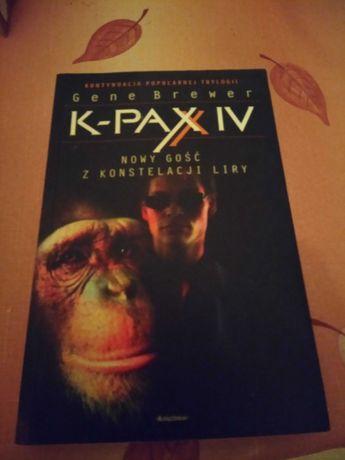Książka KPAX 4 bardzo dobry stan