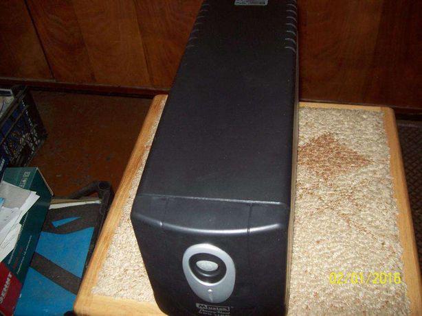 Бесперебойник MustekPower Must 600 USB новый для компьютера и оргтехни