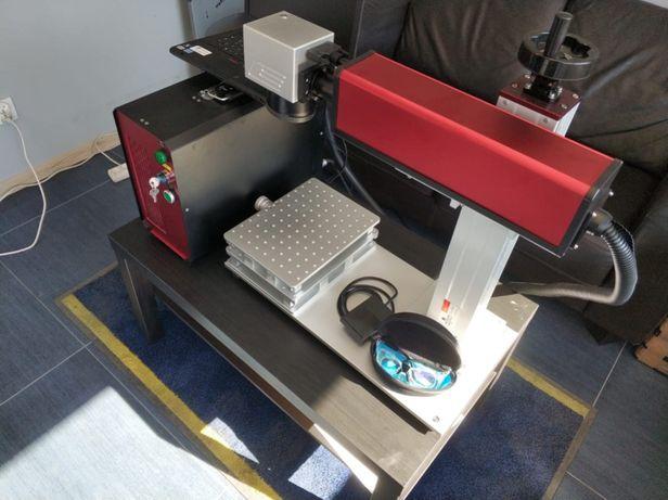 Grawerka laserowa FIBER LASER 20 W 150 x 150 mm