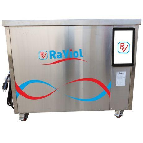 Máquina Limpeza Filtros Particulas Raviol