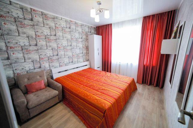 Уютная квартира в центре с 2 отдельными спальнями