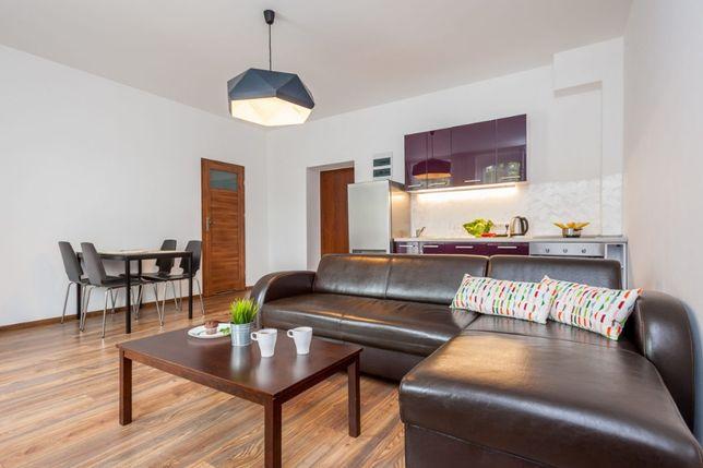 Apartament Delux z balkonem na doby/godziny!