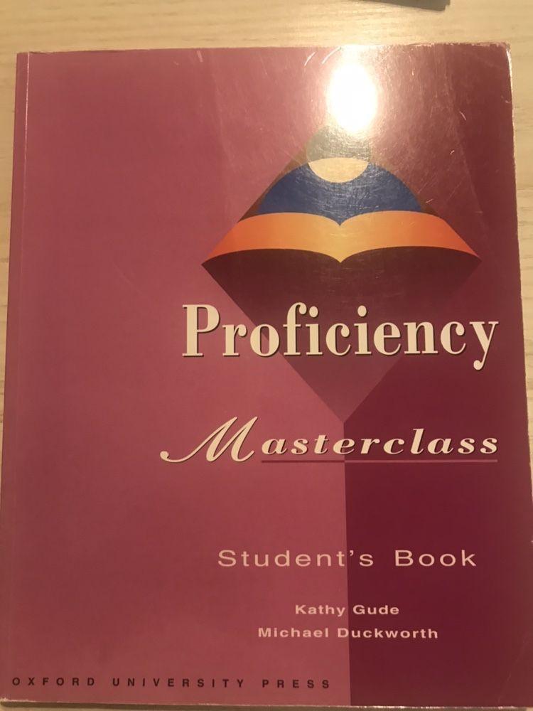 Podrecznik Proficiency Masterclass. Jezyk angielski