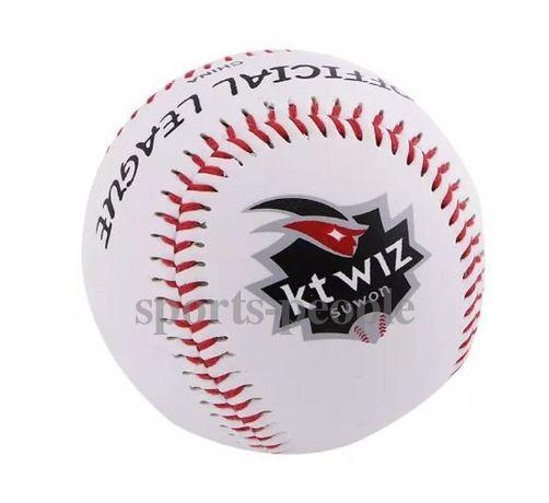 Мяч бейсбольный, окружность 23 см, вес 141-145 г. ХИТ!!!
