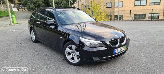 BMW 520 D Touting GPS Sport