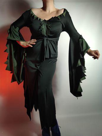 Królowa pająków pajęczyca strój przebranie kostium na halloween m l xl