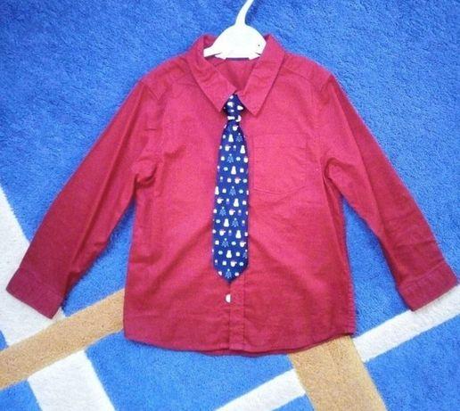 Новая фирменная рубашка