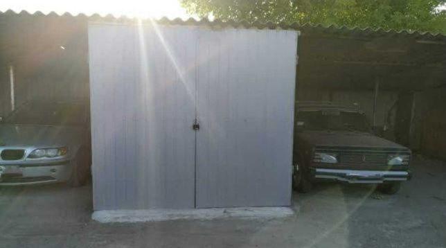 Сдам гараж на посёлке Котовского бокс, паркоместо, место на стоянке.