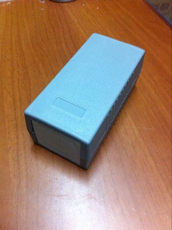 caixa plástica montagens electrónicas 120x60x50mm