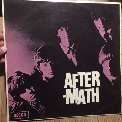 Disco vinil: Roling Stones - After-Math 1966 Mono UK