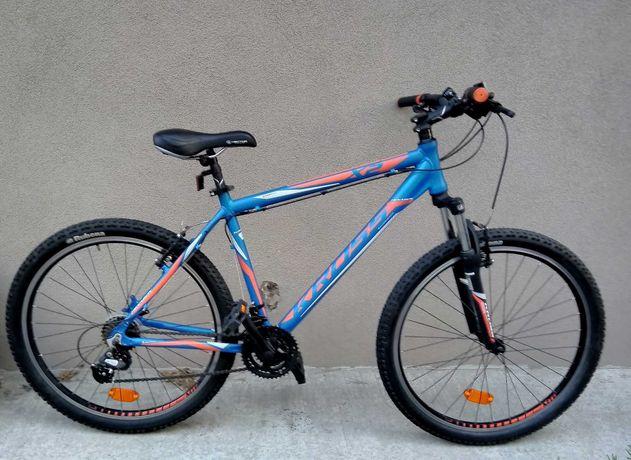 велосипед kross колеса 26 на рост 170-176см как НОВЫЙ