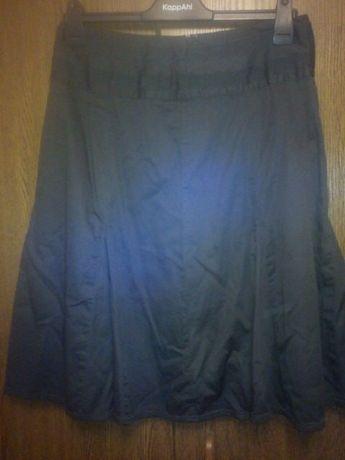 spódniczka,spódnica Esprit ,grafitowa rozmiar 38,M