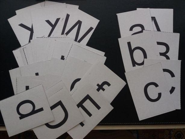Карточки для школы английский алфавит и звуки