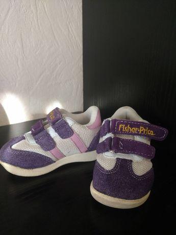 Продам детские кроссовки FisherPrice р 21