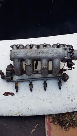 Впускной коллектор инжектор на Газель.
