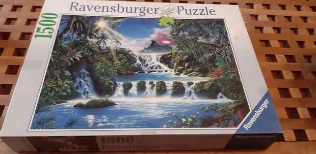 Sprzedam puzzle 1500 elementów