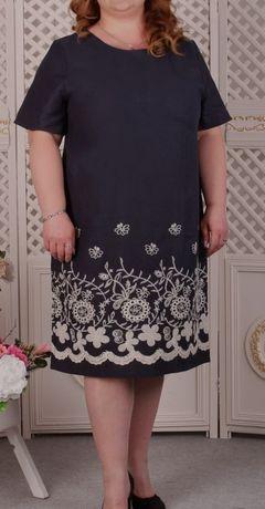 Платье женское 60р. Лето