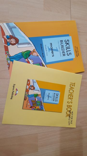 NOWY Skills Builder moves 1 Student's Book + Teacher's Book