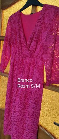 Sukienka koronkowa ciążowa rozmiar S M