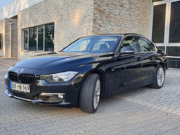 BMW F30 330d. * 258KM * Luxury * 148.000km * Full Serwis