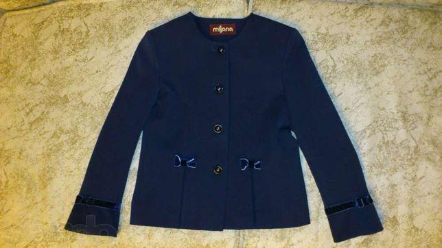 Школьный пиджак Milana для девочки в 1 клас (б/у)