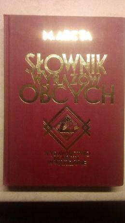 M.Arcta Słownik wyrazów obcych 1992