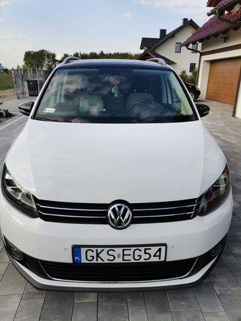 Volkswagen Cross Touran 2.0