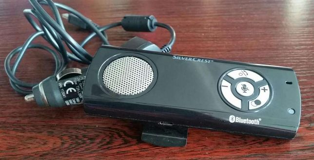 Zestaw głośnomówiący Bluetooth