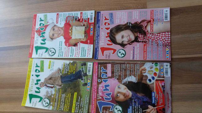 Victor Junior Gimnazjalista gazeta dla młodzieży
