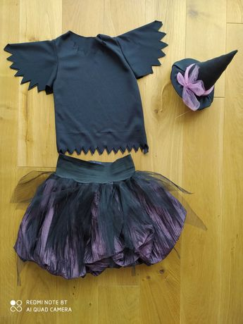 Strój karnawałowy czarownica/wróżka